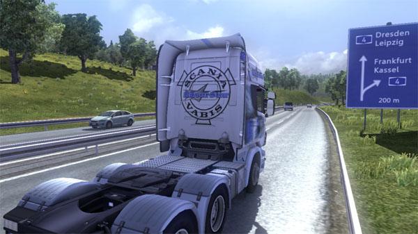 Scania Sylverstar
