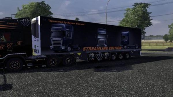 Streamline Trailer