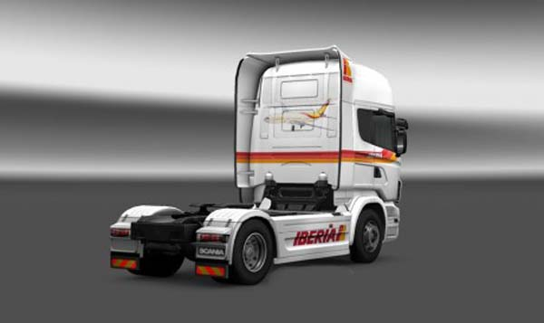Scania Iberia Skin
