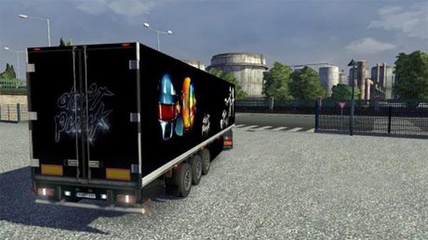 Daft Punk trailer 2