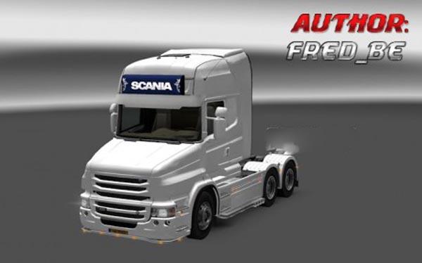 Light Box For Scania T