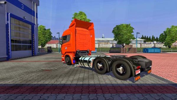 Scania V8 Brazilian Edition