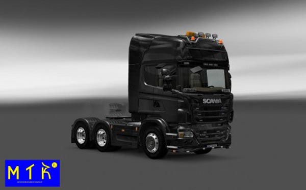 Skin Scania Fosco