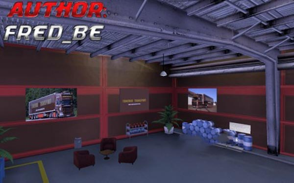 Garage Custom Tonerud