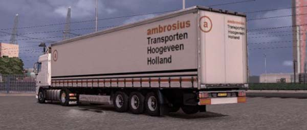 Ambrosius Transport Trailer Skin
