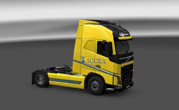 Aquila skin for Volvo FH