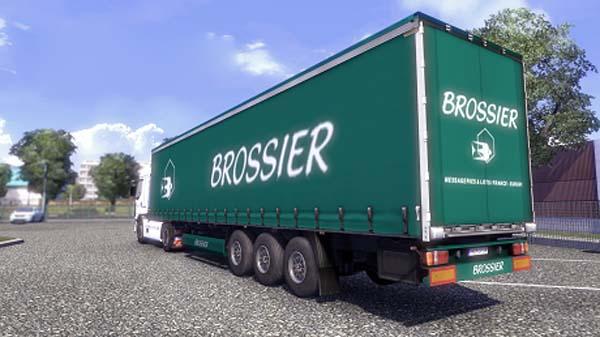 Brossier Combo Pack