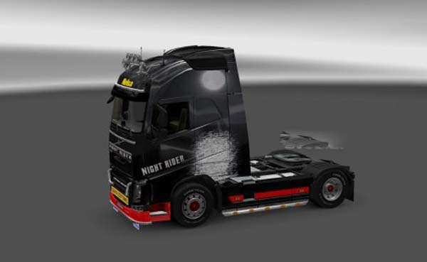 Night skin for Volvo FH