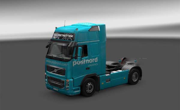 Postnord skin for Volvo 2009