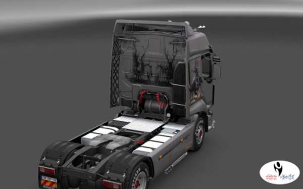 Renault Premium Hades Skin